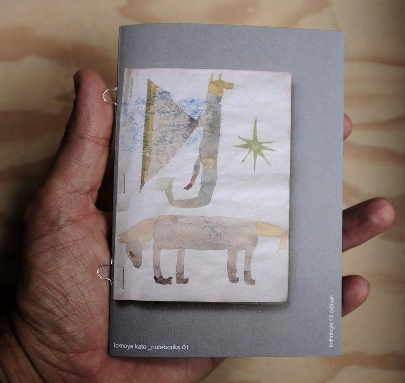 <p>ab sofort: das erste Tomoya Kato Skizzenbuch als Faksimile zu erwerben im Rroom!!!</p>